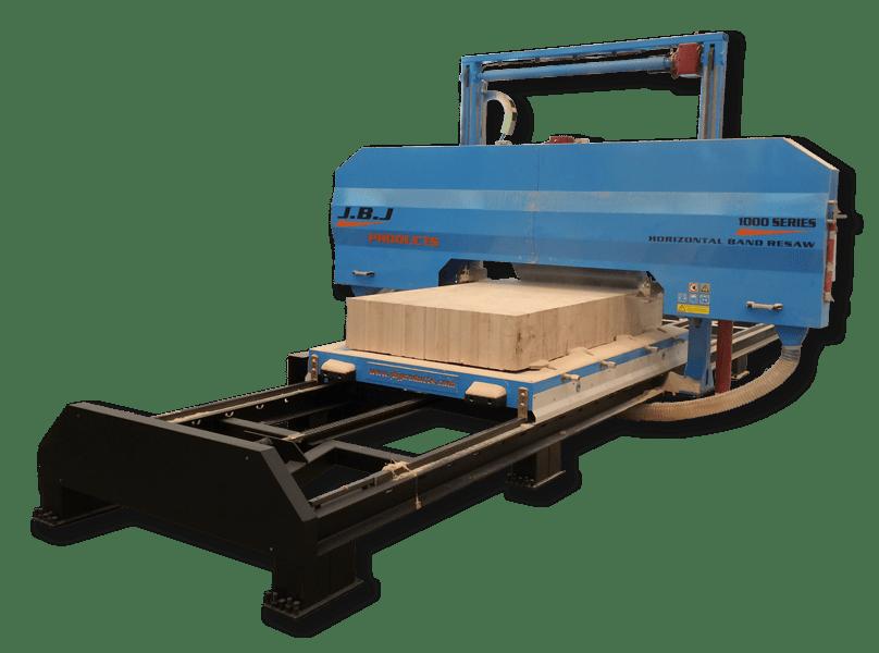Sierras desdobladoras JBJ 1000 XXL Balsa Wood Edition