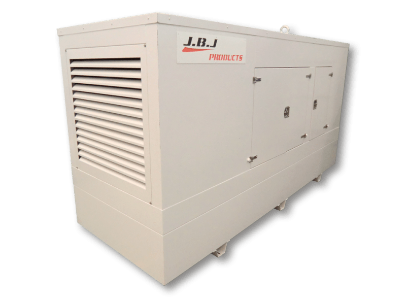 Custom built generators JBJ
