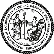 NC State Examiners of Heating & Fire Irrigation Sprinklers