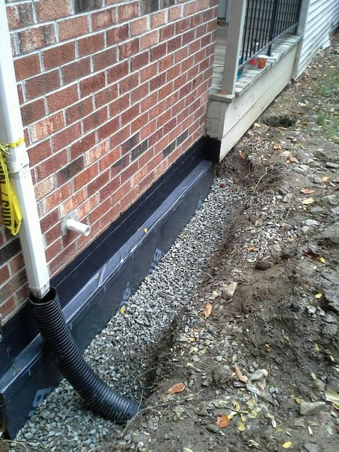 Drainage-Commercial-FoundationDrain