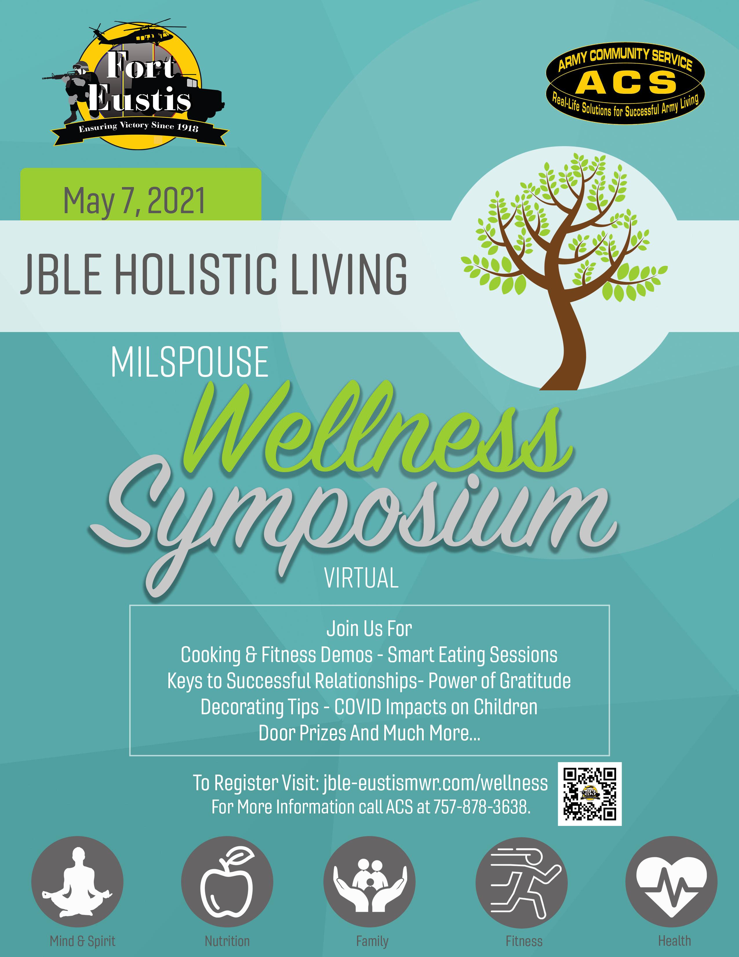 MILSPOUSE Wellness Symposium
