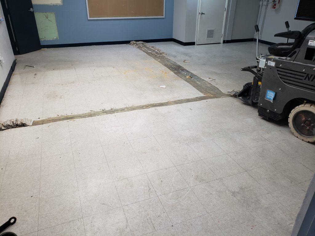 vinyl flooring removal south florida