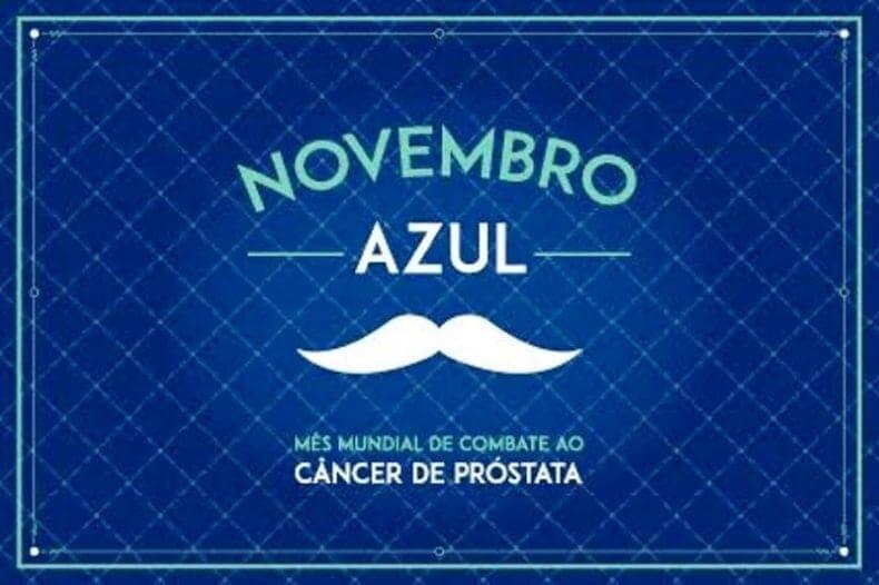 Novembro é o mês mundial de combate ao câncer de próstata 1