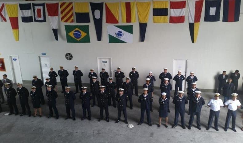 Capitania dos Portos do Paraná realiza cerimônia alusiva à Batalha Naval do Riachuelo 1
