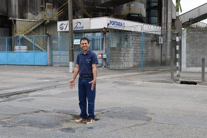 """APPA atende Vereador Adriano Ramos e faz reparos na """"Avenida da Morte"""" 1"""
