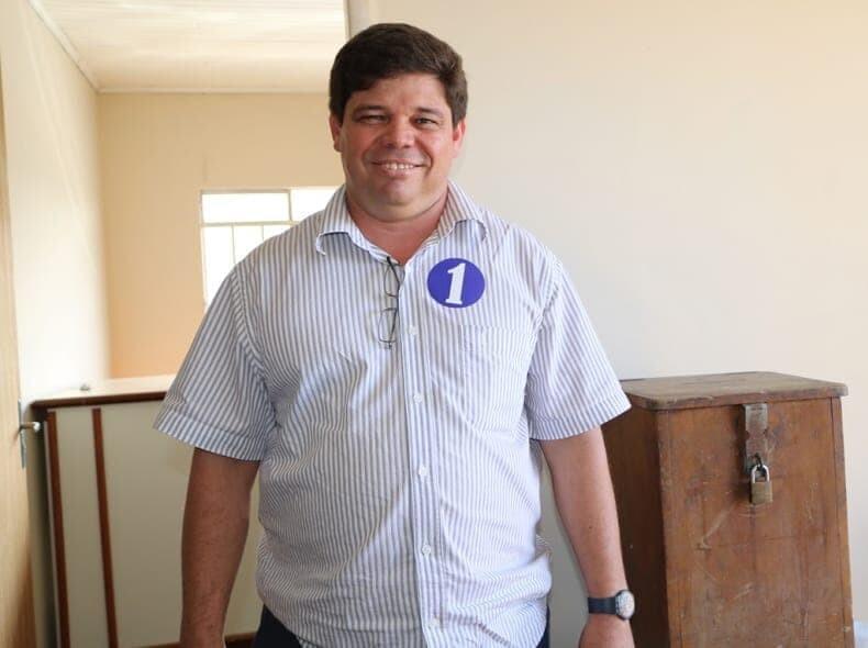 Categoria reconhece trabalho e Marcos Ventura é reeleito nos Vigias Portuários 1
