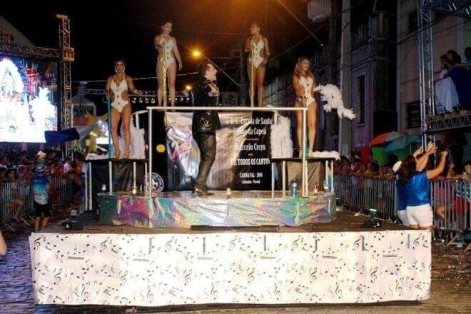 Antonina levará à Avenida do Samba os 300 anos de sua história 1
