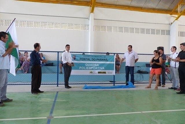 Inaugurações marcam comemoração de aniversário do município 1