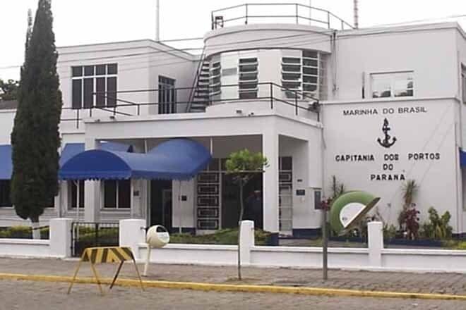 Marinha oferece quatro cursos em Paranaguá 1