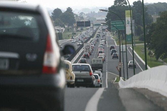 Apesar da chuva, Ecovia prevê movimento intenso para o feriado prolongado 1