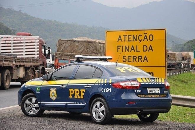 """BPRv registra redução no índice de acidentes durante a """"Operação Independência"""" 1"""