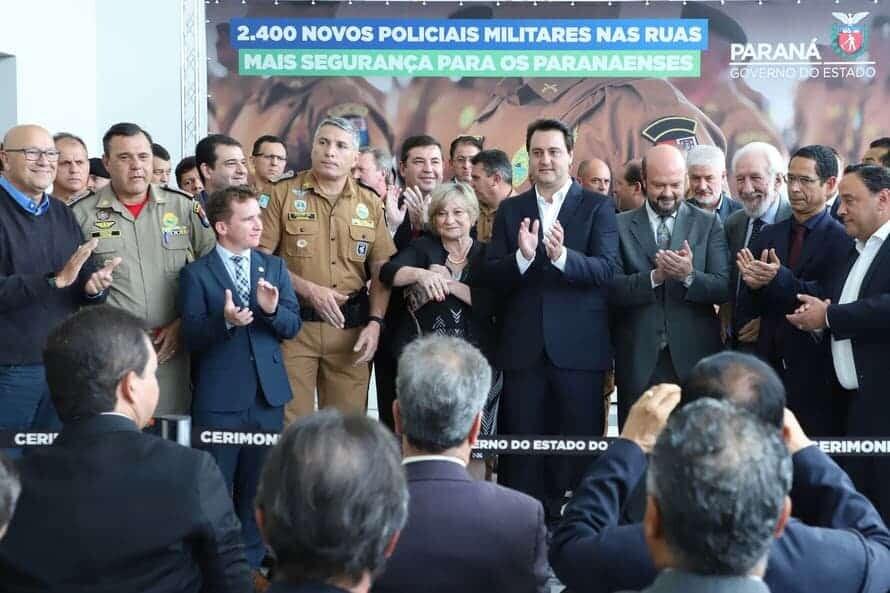Governo do Paraná anuncia concurso para contratação de 2.400 militares 1