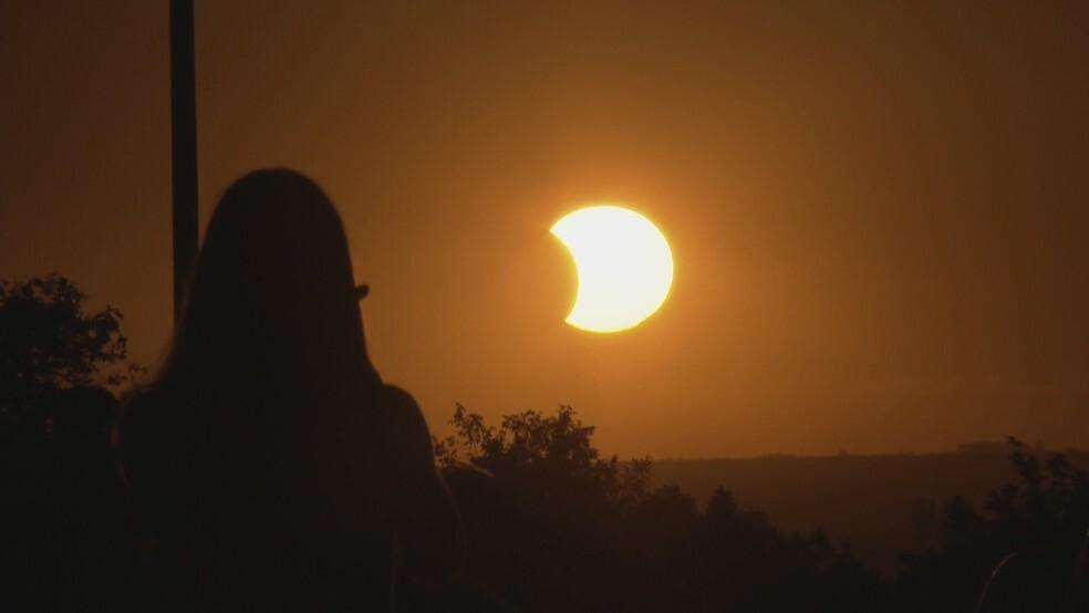 Eclipse solar poderá ser visto parcialmente nas praias do litoral 1