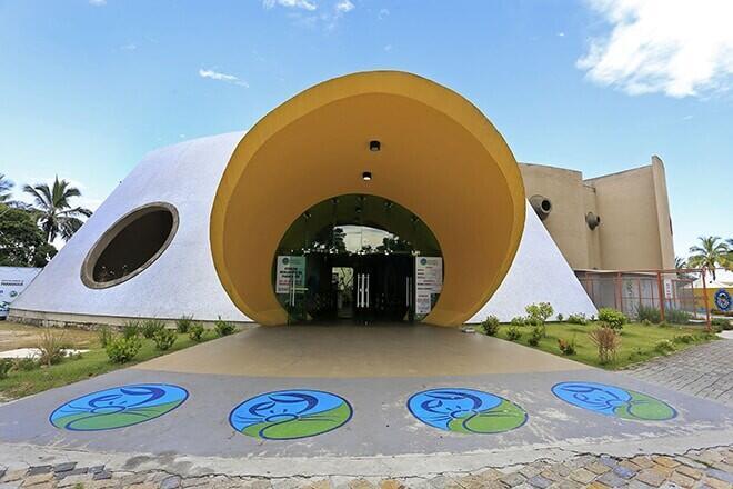 Aquário proporciona passeio pelos principais pontos turísticos de Paranaguá 1