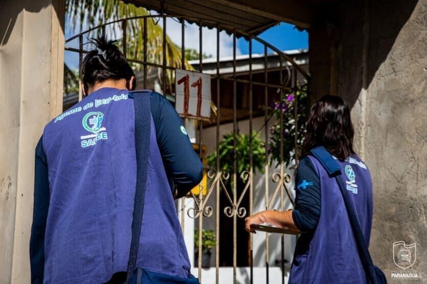 Casos de dengue e mortes deixam prefeitura de Paranaguá em alerta 1