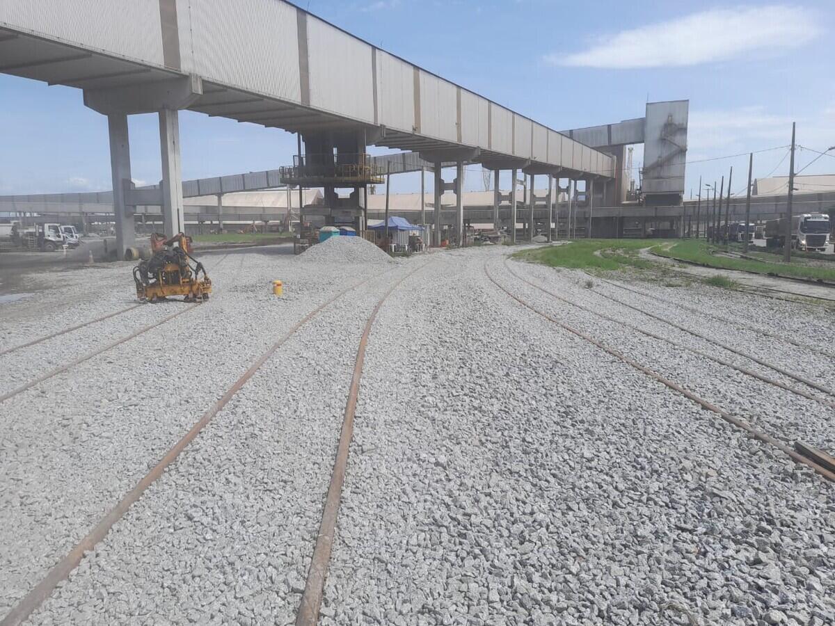Menos tempo de trens ocupando a Coronel José Lobo: obra da Rumo muda operação nos terminais Rocha e Cotriguaçu 1