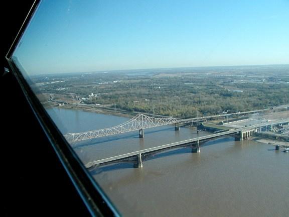 Bridges on the Mississippi