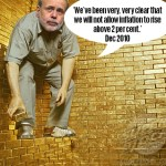 Ben Bernanke planning for retirement
