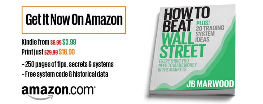 link for my book how to beat wall street