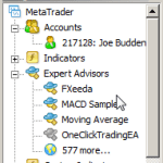 Setting up a Free MetaTrader 4 Expert Advisor