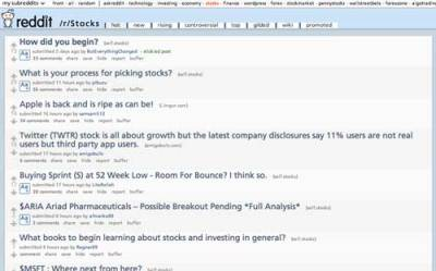 learn to trade stocks online free reddit forum