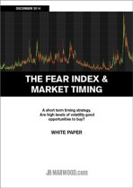 fear index and market timing