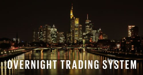 overnight stock trading system header image