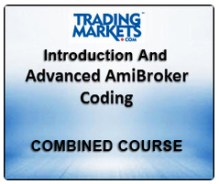 introduction and advanced course trading markets