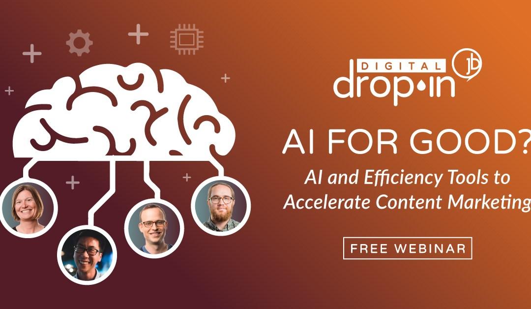 AI for Good featuring JB Media Group and Bernard Huang