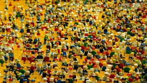 Picture of Lego figures