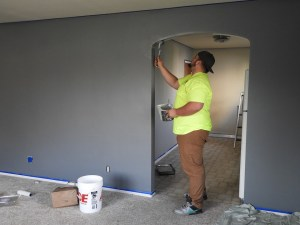 a paint job is a great way to add value to your home