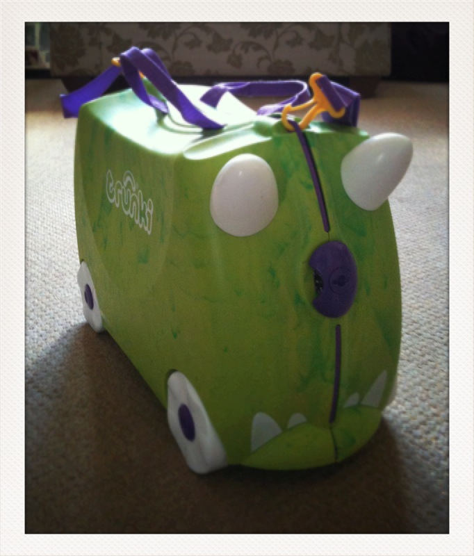 Trunki: A fun suitcase for children