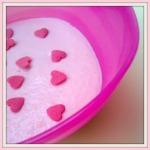 Simple Children's Valentines Pud