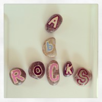 The Alphabet Rocks!