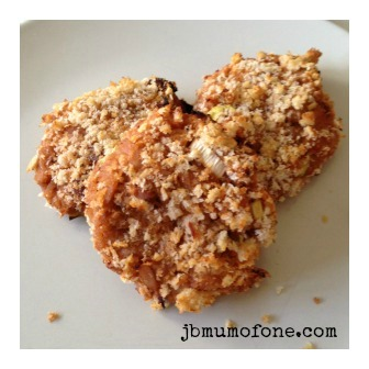 Cooking with your toddler: tuna fishcakes
