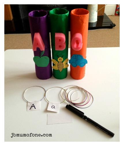 ABC hoopla game