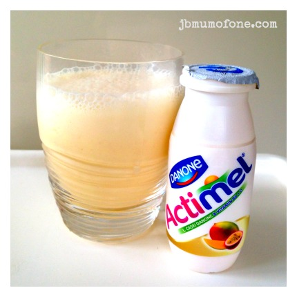 Actimel Summer Smoothie