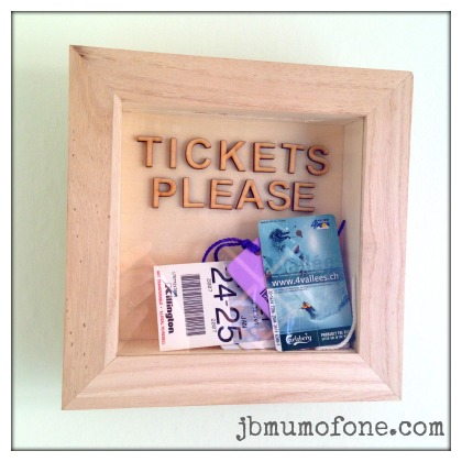 Fathers Day Craft: Create a Simple Memory Box