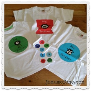 Big Brother T-Shirts and Stickers