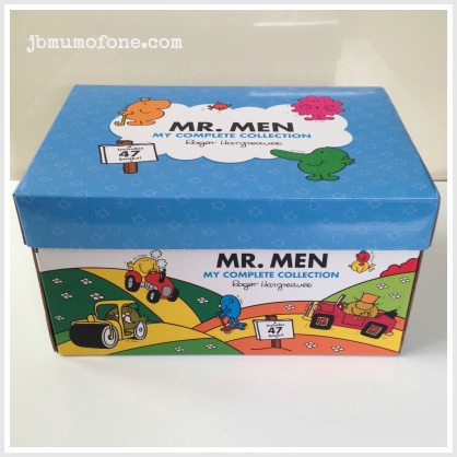 Review: Mr Men, My Complete Collection