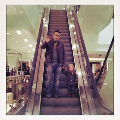 Magic Stairs!