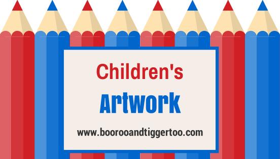 Children's Artwork: Ireland