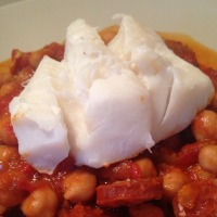 Recipe: Cod and Chorizo Stew #MorrisonsMum