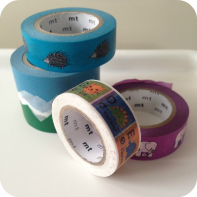 This month we love…and mt Washi Tape Giveaway