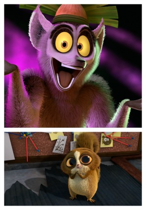 Netflix Original All hail King Julien