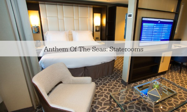 Anthem Of The Seas: Staterooms