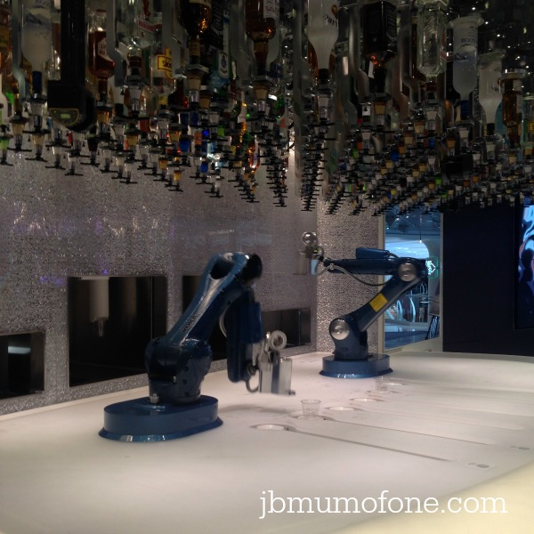 Anthem of the Seas: Bionic Bar
