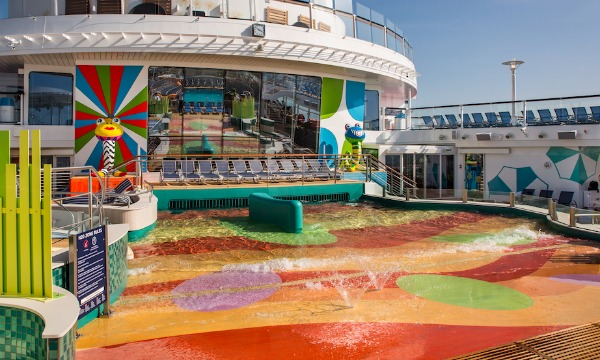 Anthem of the Seas H2O Zone