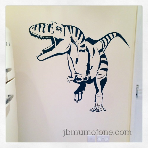 Dino Icon Wall Sticker