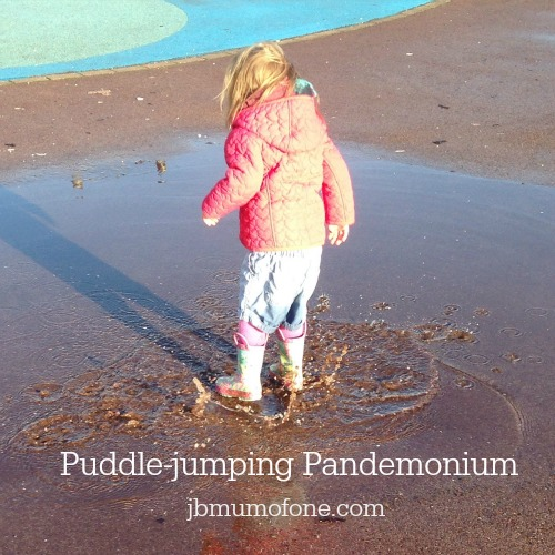 Puddle-jumping Pandemonium